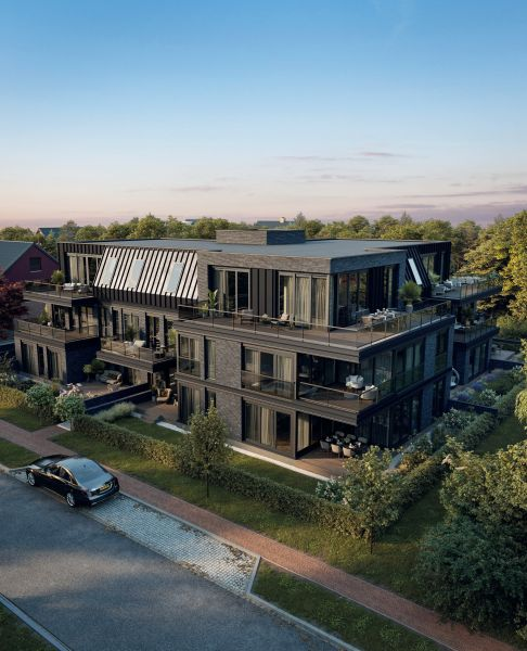 15 Luxe Appartementen De Bergensche Hoeck te Bergen