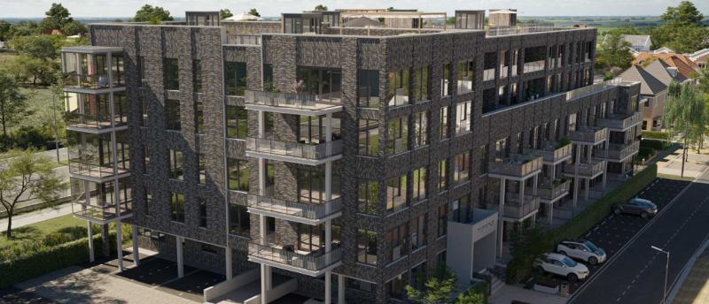 58 Luxe Appartementen Zuidzicht te Alkmaar