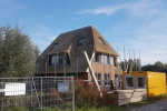 Villa in aanbouw - Hempens